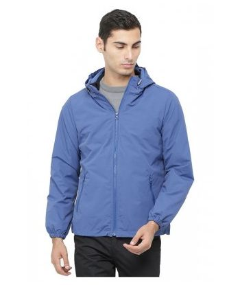 UNISEX 2-IN-1 JACKET WITH FLEECE CARDIGAN